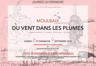 Journée du Patrimoine 2018 – 08 et 09/09